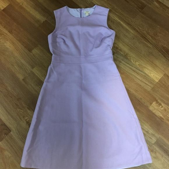 J.Crew Dresses & Skirts - J. Crew Lavender Wool Dress